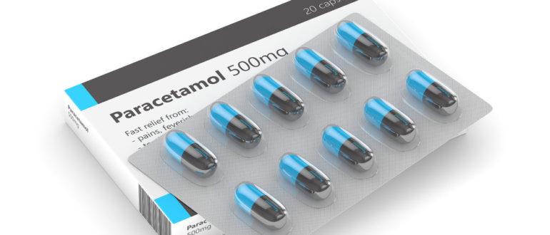 выпить 10 таблеток парацетамола